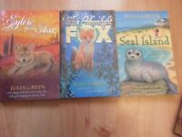 Julia Green set of books or young readers - NEW - Chatham
