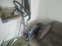 Strider/ cross trainer machine