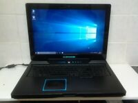 Used, alienware , gaming laptop , windows 10 for sale  Wingate, County Durham