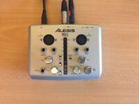 Alesis IO2 midi controller
