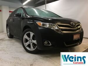 2014 Toyota Venza XLE , AWD , LEATHER , ROOF