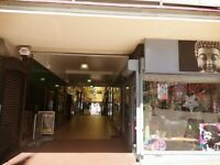 SHOP TO LET - Piccadilly Arcade Hanley