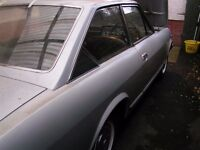 Fiat 124 coupe 1800 sport, RHD from new, 1974 genuine 40k miles, in NI