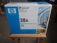 HP 38A Laserjet 4200 Print Cartridge