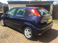 ford focus 1.6 zetec low miles cambelt done