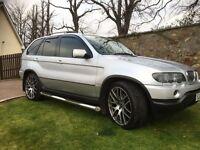 *** BMW X5 diesel 2002 full history swap px car van ***