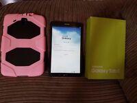 Tablet - samsung galaxy tab E