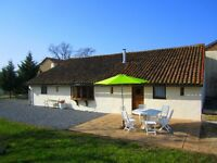 Holiday Gîte/ Cottage/ House with 8m pool in Poitou-Charente, France. Sleps 6.