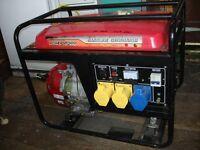 LARGE POWER STORM GENERATOR - LT6500CL