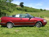 Saab 9-3 SE.2Ltr. Automatic Turbo Convertible