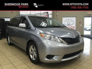 2012 Toyota Sienna 5dr V6 LE 8-Pass FWD