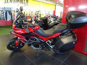 2014 Ducati Multistrada 1200 S Grantourismo