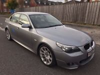 2007(56) BMW 5 Series Saloon 2.0 520d M Sport 4dr in Immaculate condition and full service history