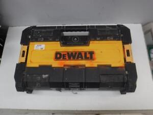 Dewalt DWST08810 Jobsite Radio for sale. We buy and sell used tools! 51326