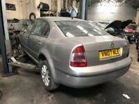 Vw superb breaking for spares 1.9 tdi 2006 2007