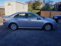 Honda Accord 2.2 CDTI 2006! 6 Speed! 106k Miles! 2 Previous Owners! Excellent Condition!
