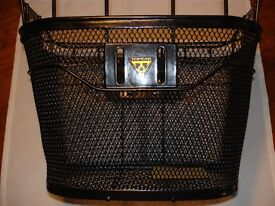 """TOPEAK"" BICYCLE FRONT BASKET (TWO AVAILABLE !) NEW…."