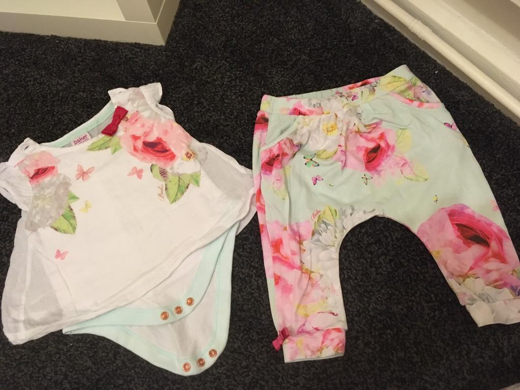 Baby's Ted Baker outfit