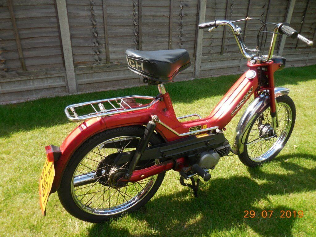 Puch Maxi 1978, 1 owner | in Derby, Derbyshire | Gumtree