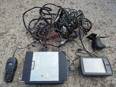 Original BMW E39 Limo MK 3 Navigationssystem Navi Monitor Rechner Kabelbaum  (Baum Monitor)