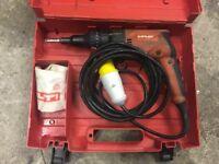 Hilti ST1800 heavy duty screw gun 110v