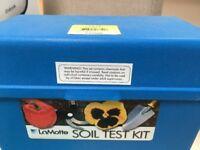 La Motte Soil Test Kit