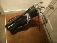 Golf Clubs - Wilson Pro -