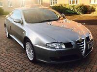 ALFA ROMEO GT 1.9 JTDM 16v Coupe 2dr Diesel Manual (176 g/km, 150 bhp) (grey) 2005