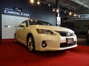 2011 Lexus CT 200h HYBRID / BLUETOOTH / SUNROOF