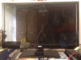 "24.5"" Baird HD TV"