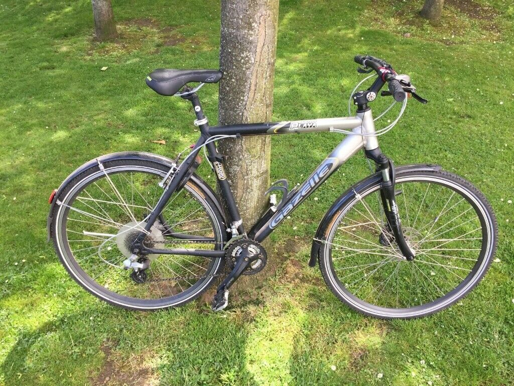 Wonderlijk Gazelle hybrid mountain bike   in Edinburgh   Gumtree CQ-51
