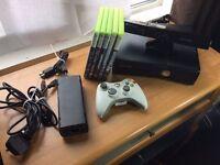 Xbox 360 + Games!