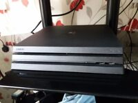 Ps4 pro 1tb boxed excellent condition with loads of games swap for Xbox one x