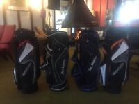 BRAND NEW GOLF BAGS - BEN SAYERS AND MASTERS