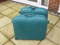 Samsonite Suitcases Pine Green