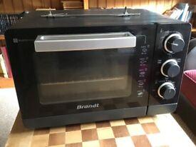 Brandt portable mini oven