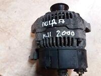 2000 nissan micra k11 automatic alternator