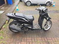 Yamaha xentev 125cc spares or repairs no logbook one keys