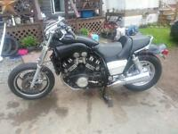 vmax runs good  parts or repair title is still original 1000$