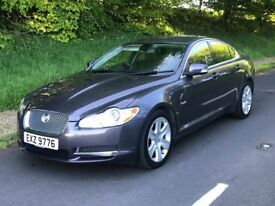 Totally mint 2008 Jaguar XF 2.7D V6 Luxury Auto, trade in considered, credit ...