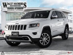 2015 Jeep Grand Cherokee Limited - LEATHER, HEATED SEATS/STEERIN