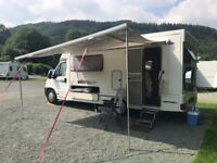 Autocruise Starquest EL 2 berth Motorhome 2002 2.8 turbo diesel on Peugeot Boxer chassis