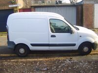 NISSAN KUBISTAR 70 E DCI 2004 PANEL VAN ALL PARTS OR CAR as it is