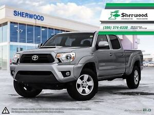 2015 Toyota Tacoma Only 18, 000kms & PST PAID!!