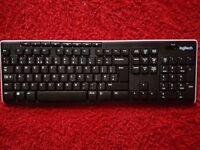 Logitech K270 Keyboard - UK layout with USB