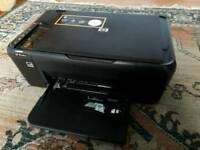 HP Deskjet F4580 Series printer.