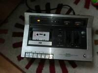 Vintage sony tape deck