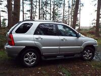 ❄️KIA SPORTAGE XS - Petrol 4x4 Auto. LOW MILES❄️