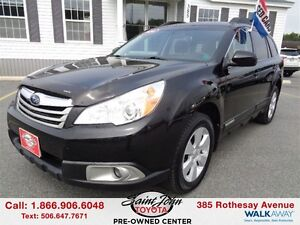 2011 Subaru Outback 2.5 i Convenience Package $172.08 BI WEEKLY!