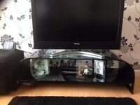 New curved glass TV stand/Table